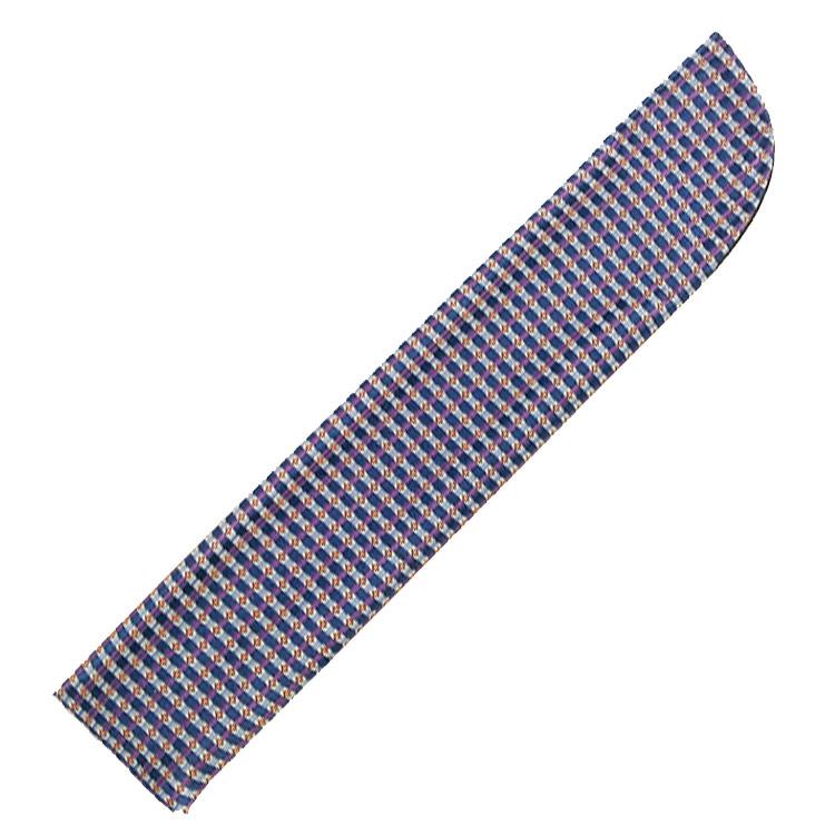 扇子袋 藍