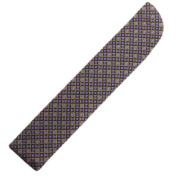 扇子袋 紫