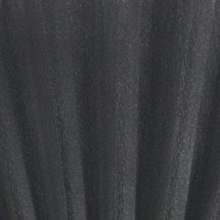 扇面アップ ブラック