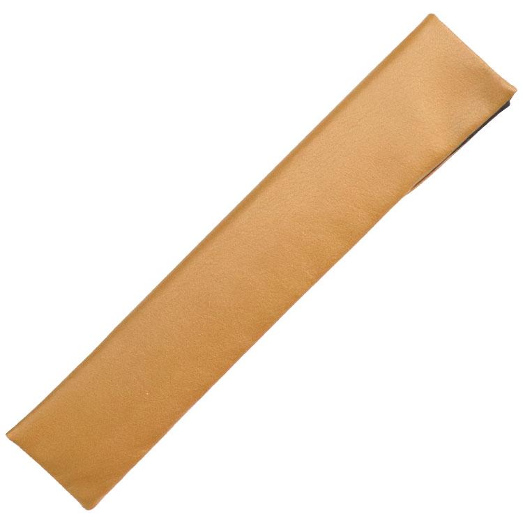扇子袋 キャメル