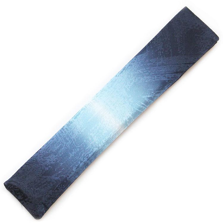 扇子袋 藍鉄