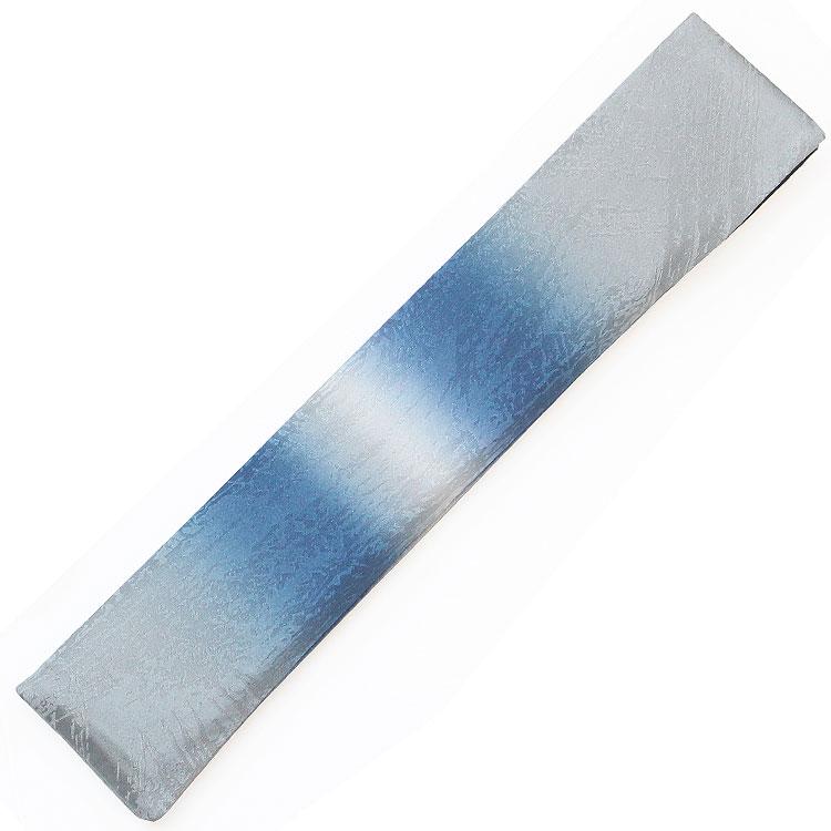 扇子袋 灰青