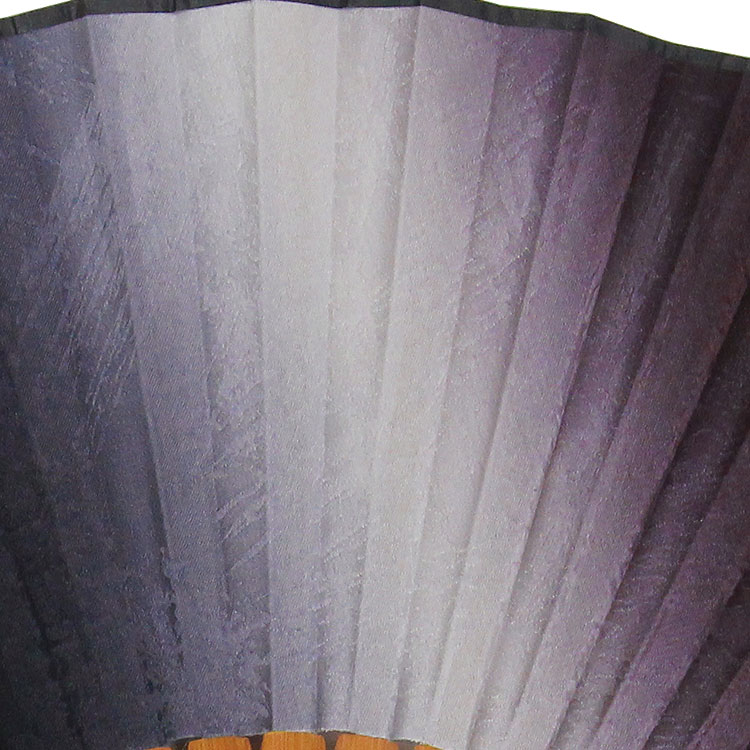 扇面アップ滅紫
