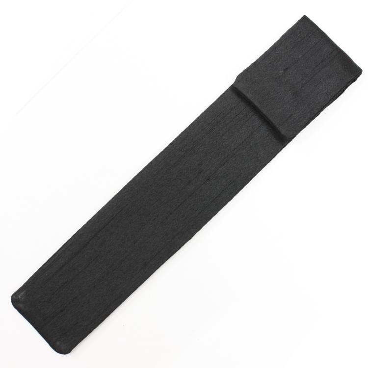 扇子袋は蓋の開閉ができ、マグネットで留める仕様になっています。