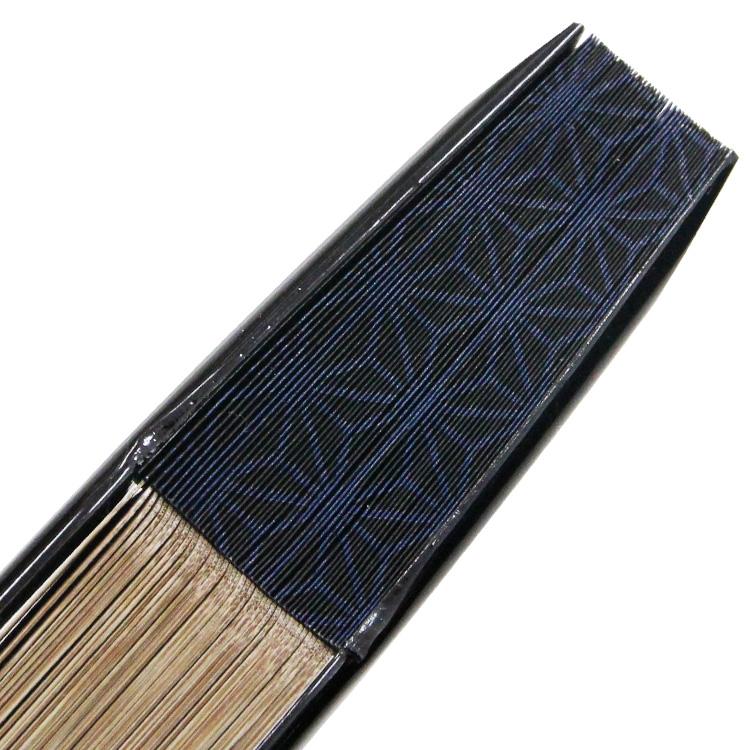 脇彩 麻の葉