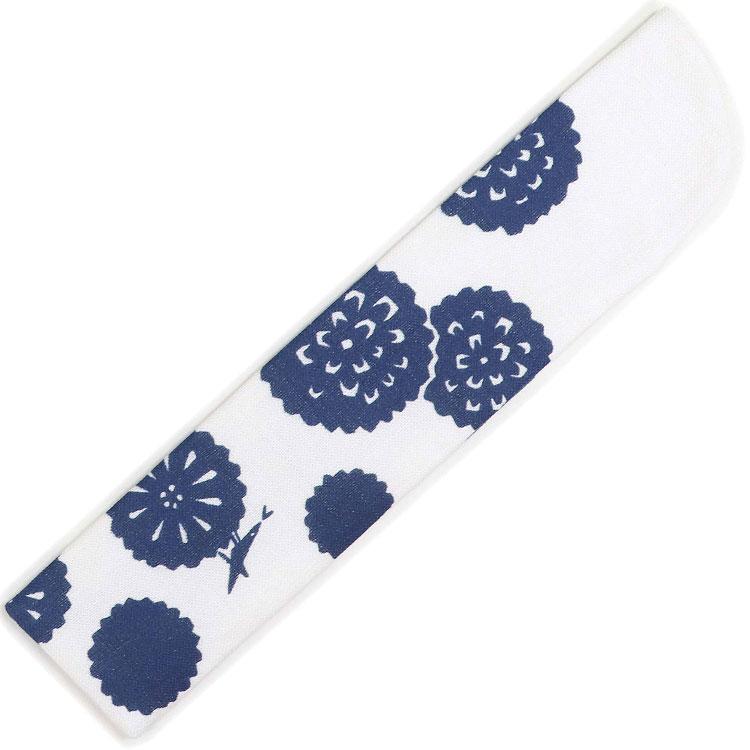 扇子袋 菊