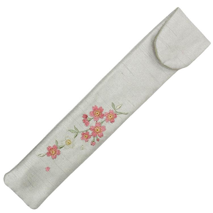 扇子袋 桜