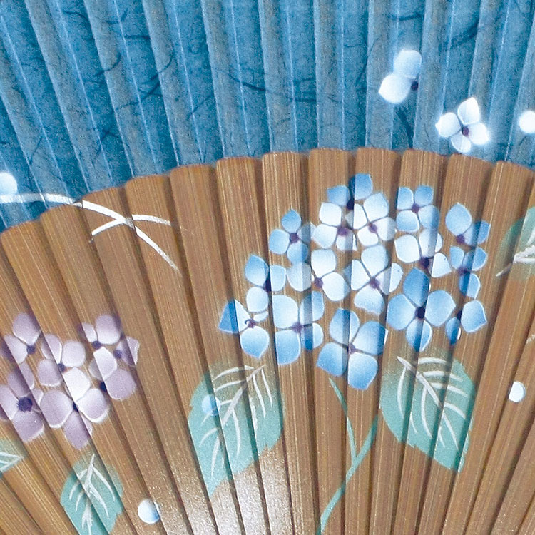 ペンテックスアップ 紫陽花